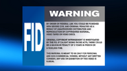 Omega FID screen - DVD - 1999