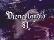 Sigma Disneylandia 81 promo 1981