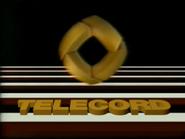 Telecord black white stripes