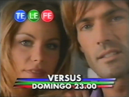 Telefe promo - Versus - 1999