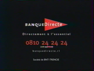 Banque Directe TVC 2000