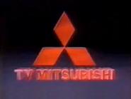 TV Mitsubishi PS TVC 1990