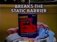 Fab URA and CY TVC 1985