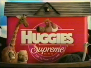 Huggies Supreme URA TVC Spanish 2000