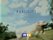 MV1 commercial break ID - 1996