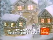McDonald's URA TVC - Paperweight - 1987