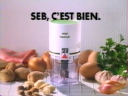SEB Hachoir RLN TVC 1991