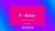 The GS 2018 clock (T-Mobile)