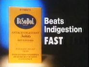 Bisodol AS TVC 1984