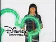 Disney Channel ID - Mitchel Musso (2009)