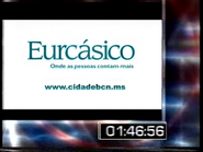TN1 clock - Eurcasico (2003)