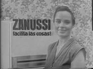 Zanussi 1979 blanco y negro