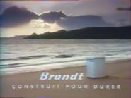 Brandt RLN TVC 1990