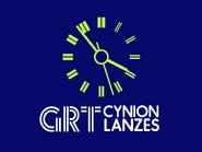 GRT Cynion Lanzes clock 1981
