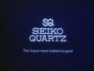 Seiko Quartz GH TVC 1981