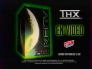 Alien Saga VHS RL TVC 1998