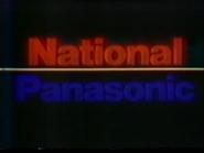 National Panasonic PS TVC 1987