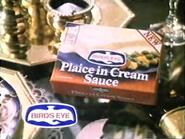 Birds Eye Plaice in Cream Sauce AS TVC 1981