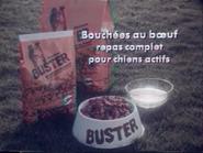 Buster dog food RLN TVC 1979