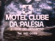 Motel Clube PS TVC 1980