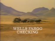 Wells Fargo Checking TVC 5-15-1988