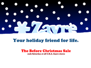 Zayre TVC December 1994