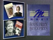MNET Book Prize promo 1989
