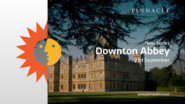 Pinnacle new series of downtown abbey promo