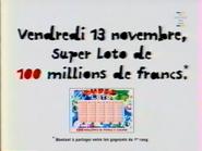 Super Loto RL TVC 1998
