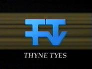Thyne Tyes 1989 ITV ID Start
