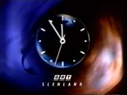 GRT1 Slenland clock 1991