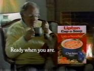 Lipton Cup A Soup URA and CY TVC 1985