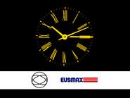 Globevis clock - Eusmax - 1977