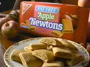 Nabsico Fat Free Apple Newtons TVC 1994