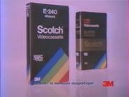 Scotch VHS RLN TVC 1984