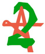 A2 logo 1975