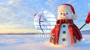CENTRIC snowman