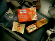 Galettes St Michel TVC 2000