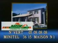 Maisons RLN TVC 1990