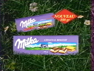 Milka Choco and Biscuit RL TVC 1998