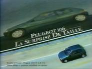 Peugeot 106 RLN TVC 1991
