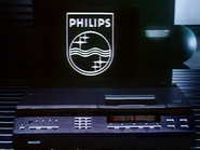 Philips VCR AS TVC 1981