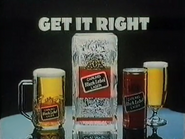 Carling Black Label AS TVC 1981