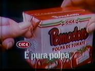 Cica Pomodoro PS TVC 1987