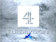 Eurdevision Channel 4 ID 1999