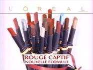 Loreal Rouge Captif RL TVC 1998