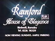 Rainford House of Elegance AS TVC 1985