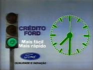 TN1 - Ford clock (1988)