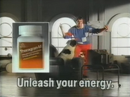 Theragran-M from Squibb TVC 5-15-1988 - 2