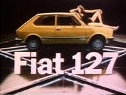 FIAT 127 AS TVC 1977